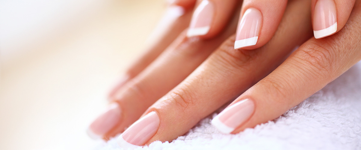 manicure for lovely nails