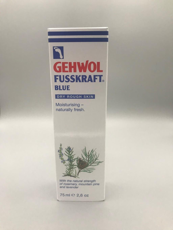 Gehwol Fusskraft Blue - Dry Skin
