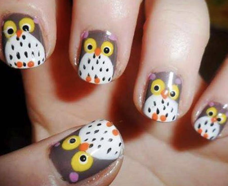 art for fingernails