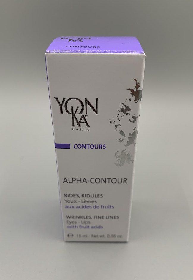alpha contour gel