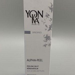 alpha peel for skin renewal