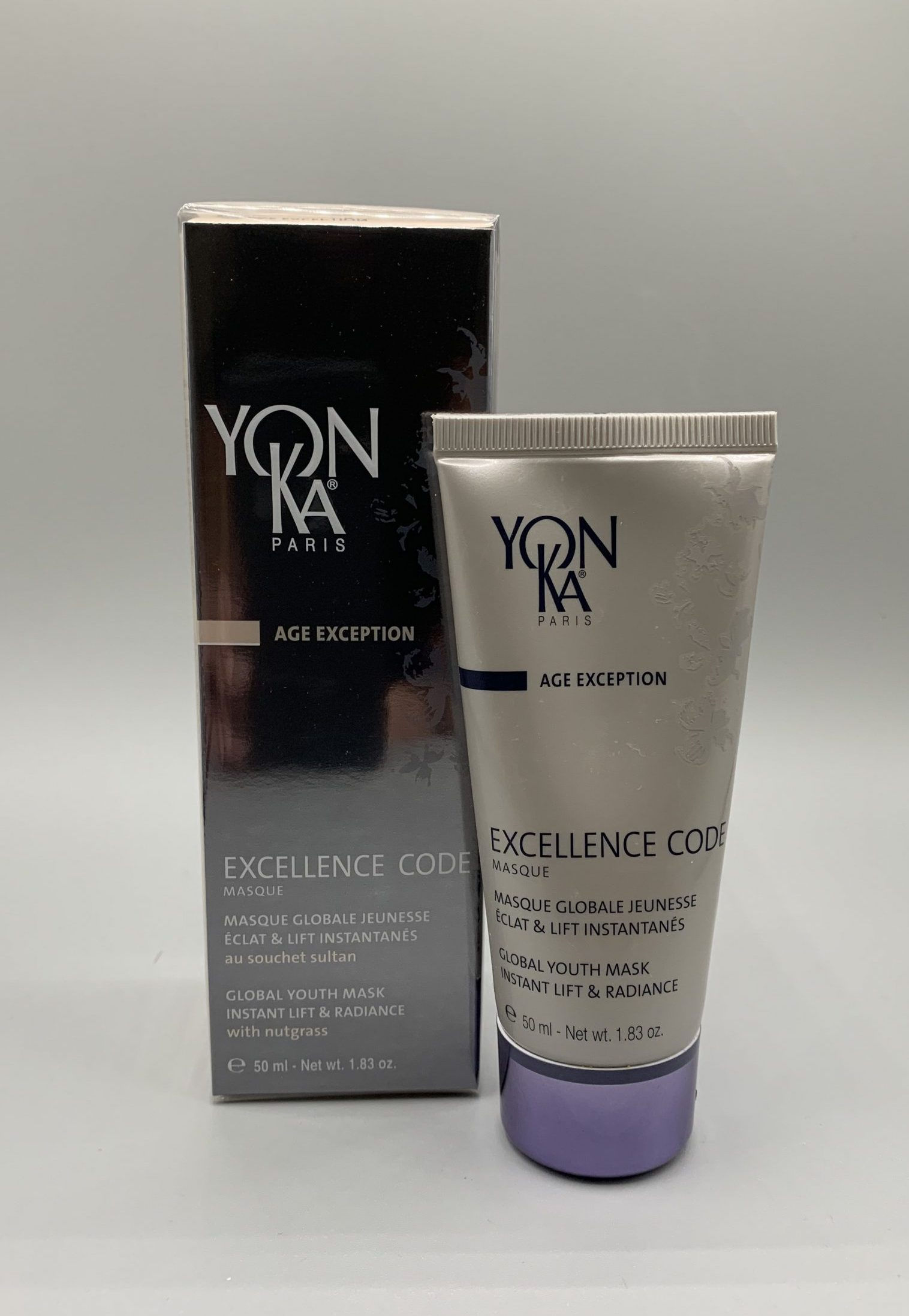 excellence mask for instant lift radiance