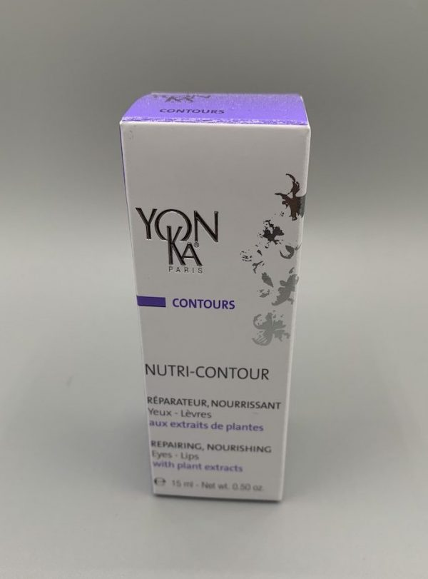nutritional contour cream for eyes and lips