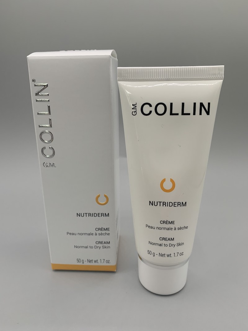 Hydrating and soothing cream