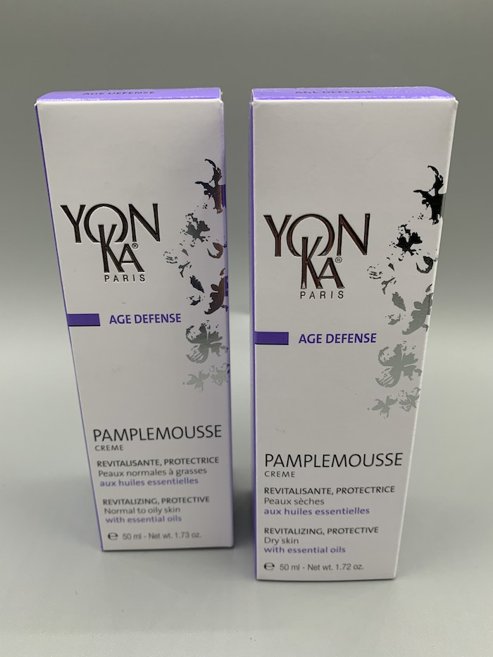 pamplemousse cream revitalizes and protects