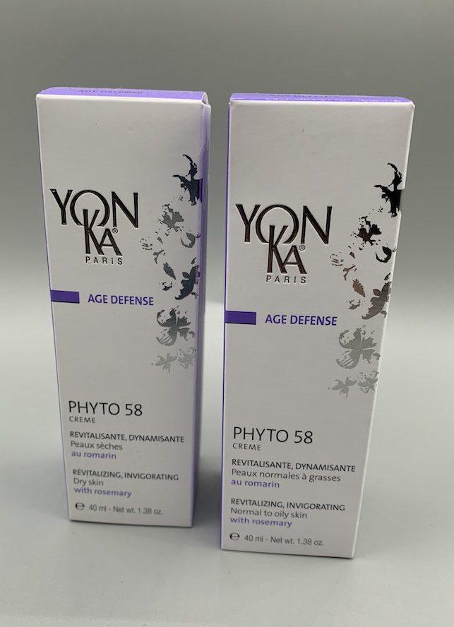 phyto 58 cream